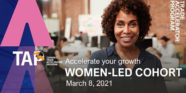 Trade Accelerator Program for women