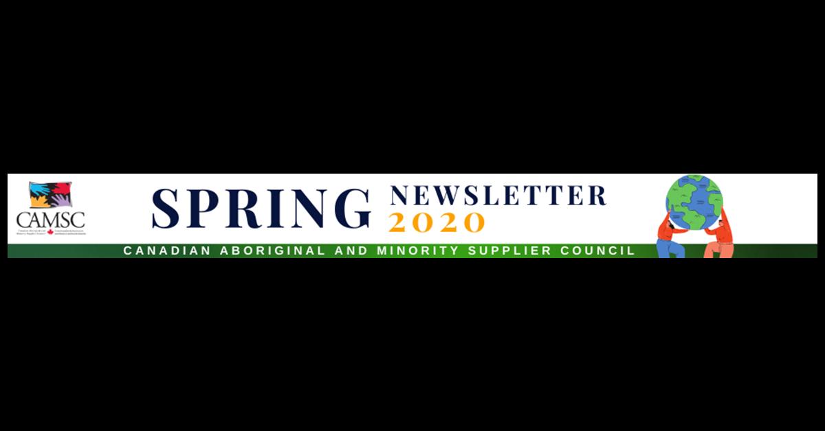 CAMSC Newsletter – Spring 2020