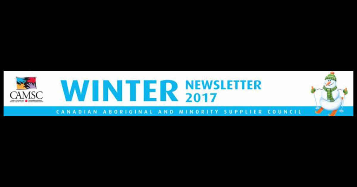 CAMSC Newsletter – Winter 2017