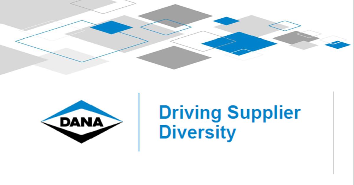 DANA Midyear 2020 Driving Diversity