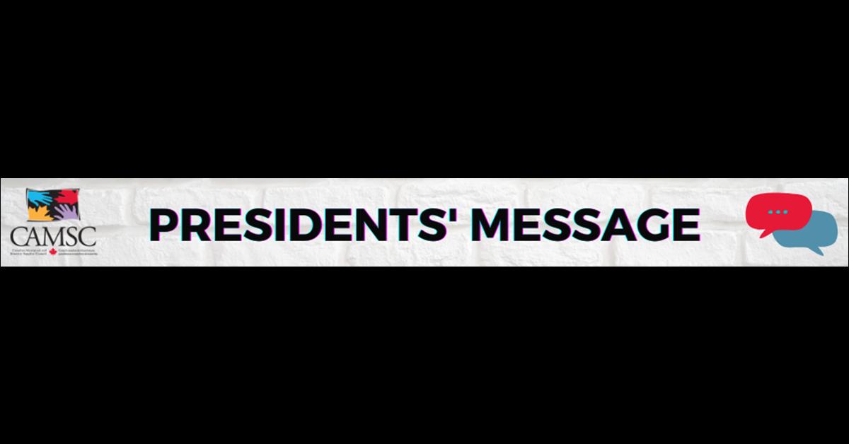 2021 President's Message