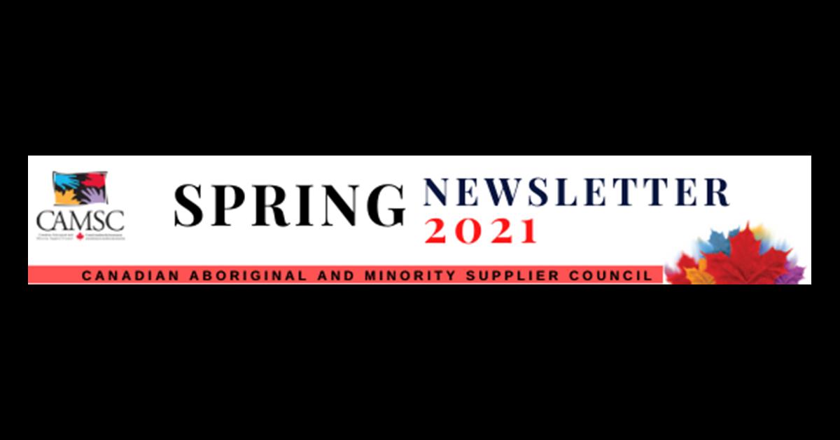 2021 Spring Newsletter