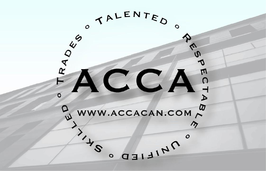 Afro Canadian Contractors Association