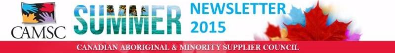 CAMSC Newsletter Summer 2015