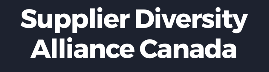 Supplier Diversity Alliance Canada (SDAC)