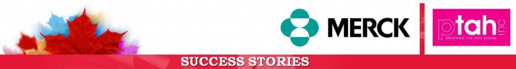 Success Stories:  Merck & Ptah Design