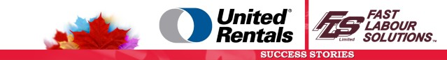 Finding the Right Fit, Anywhere  – United Rentals and Fast Labour