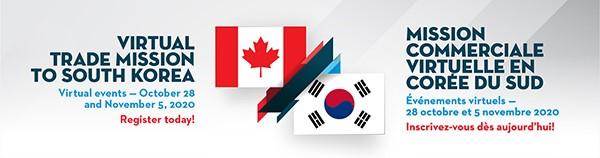 Virtual Trade Mission to South Korea