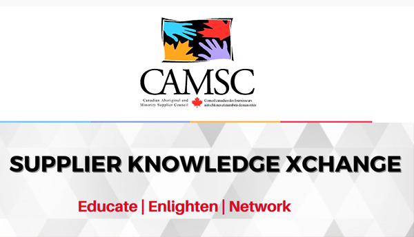 camsc supplier knowledge exchange